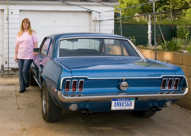 Another zoldcarsntrucks 1968 Ford Mustang post... - 9281481