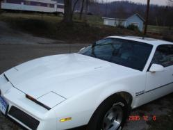OLDSWIDOWs 1984 Pontiac Trans Am