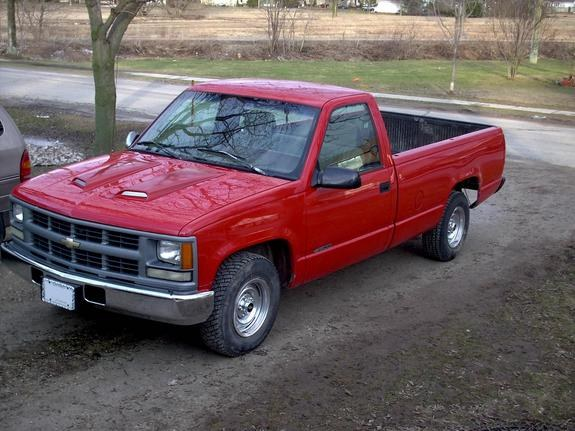Another Chevy Truck 95 1995 Chevrolet C K Pick Up Post