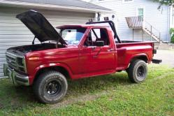 86Flares 1986 Ford F150 Regular Cab