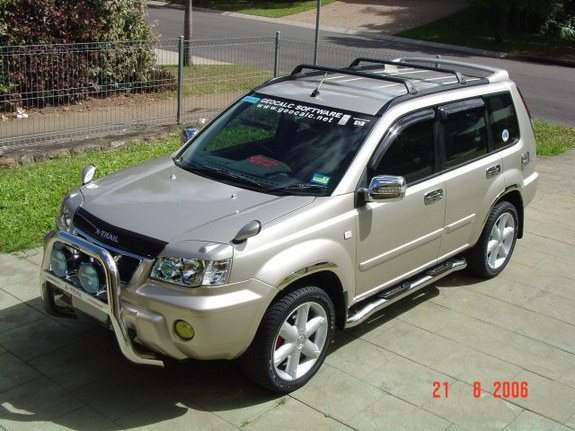 npc73 2003 nissan x trail specs photos modification info at cardomain. Black Bedroom Furniture Sets. Home Design Ideas