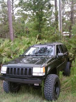 Pac-ZJ-Mans 1996 Jeep Grand Cherokee
