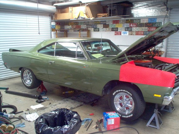 NASBackyard's 1969 Plymouth Roadrunner