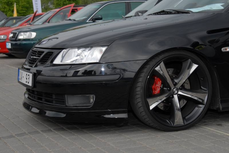stefs 2003 saab 9 3 specs photos modification info at cardomain. Black Bedroom Furniture Sets. Home Design Ideas