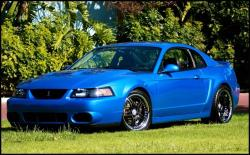 BluBayUs 2000 Ford Mustang