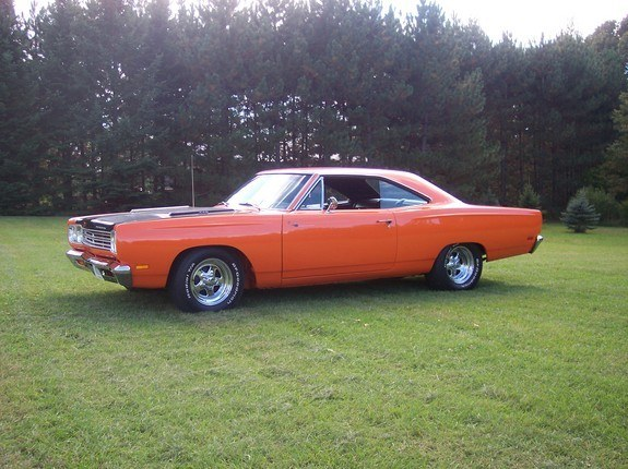 MoparDude1969's 1969 Plymouth Roadrunner