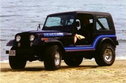 mikskillzs 1986 Jeep CJ7