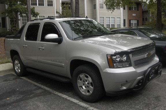 Another AVCop 2007 Chevrolet Avalanche post... - 9172823