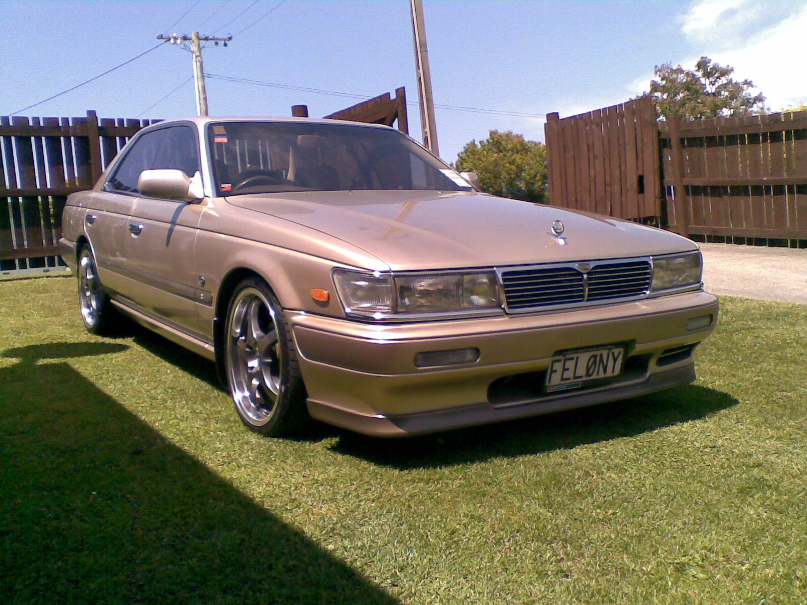 Another hstlvc 1989 Nissan Laurel post... - 10080610