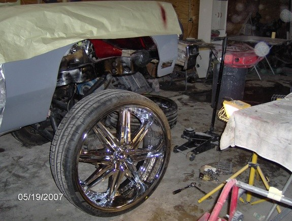 Another yungmoses 1975 Chevrolet Caprice post... - 10080167