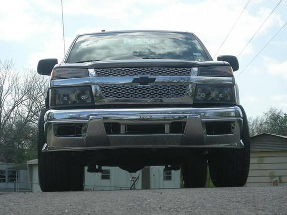 Another Fast Star 2007 Chevrolet Colorado Crew Cab post... - 10344128