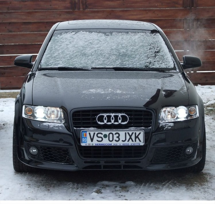 CMG_R 2003 Audi A4 Specs, Photos, Modification Info At