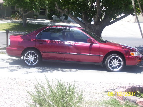 djcise 1996 honda accord specs photos modification info