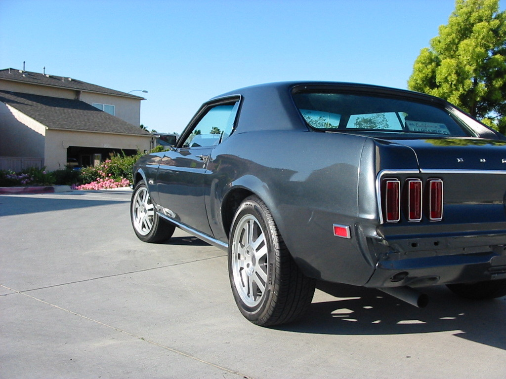 Another otaiko7 1969 Ford Mustang post... - 10083019