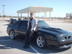 crazycali7s 1991 Ford Mustang