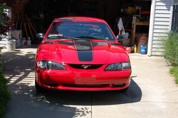RCStang98 1998 Ford Mustang