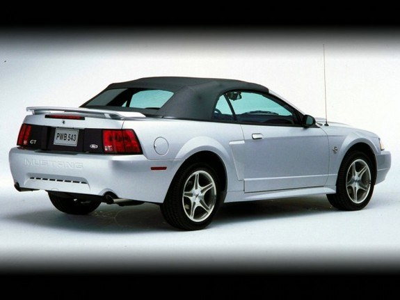 Another jamarod 1999 Ford Mustang post... - 10087996