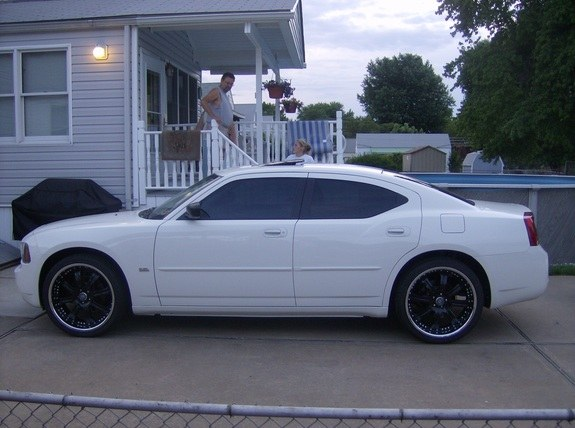Jimmy615 2007 Dodge Charger Specs Photos Modification