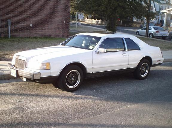 Ssuperwrench46 1989 Lincoln Mark Vii Specs  Photos  Modification Info At Cardomain
