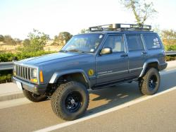 badgerdudes 1999 Jeep Cherokee