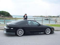 Okijap180s 1993 Nissan 180SX