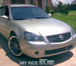 ProjectStudios 2006 Nissan Altima