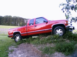 198201 1999 Chevrolet C/K Pick-Up