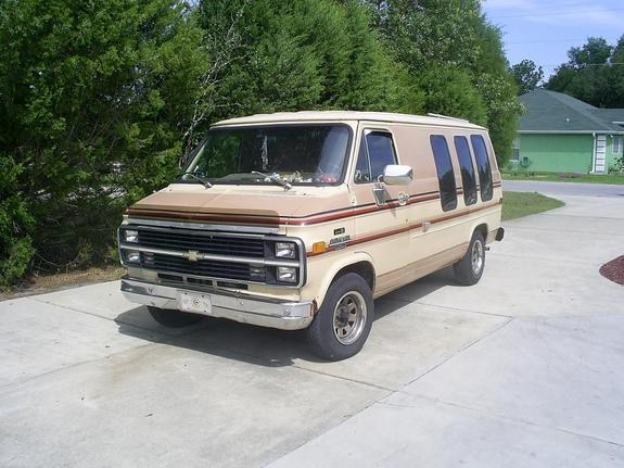 kingbizzare  chevrolet van specs  modification info  cardomain