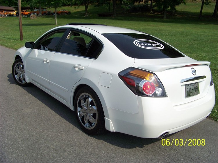 conardlisa 2007 Nissan Altima Specs, Photos, Modification ...
