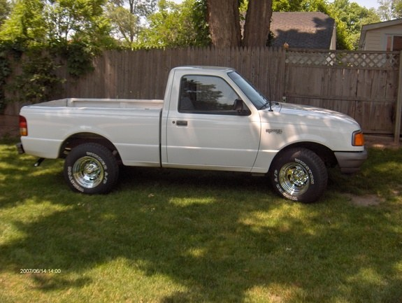 truckguy2010's 1996 Ford Ranger Regular Cab