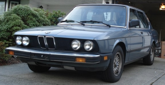 Another Johnrb 1988 BMW 5 Series post... - 10093545