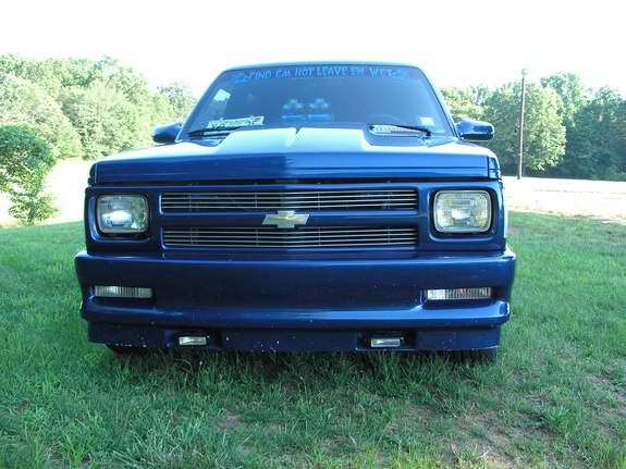 Another Lowriderfd44 1991 Chevrolet S10 Blazer post... - 10095556