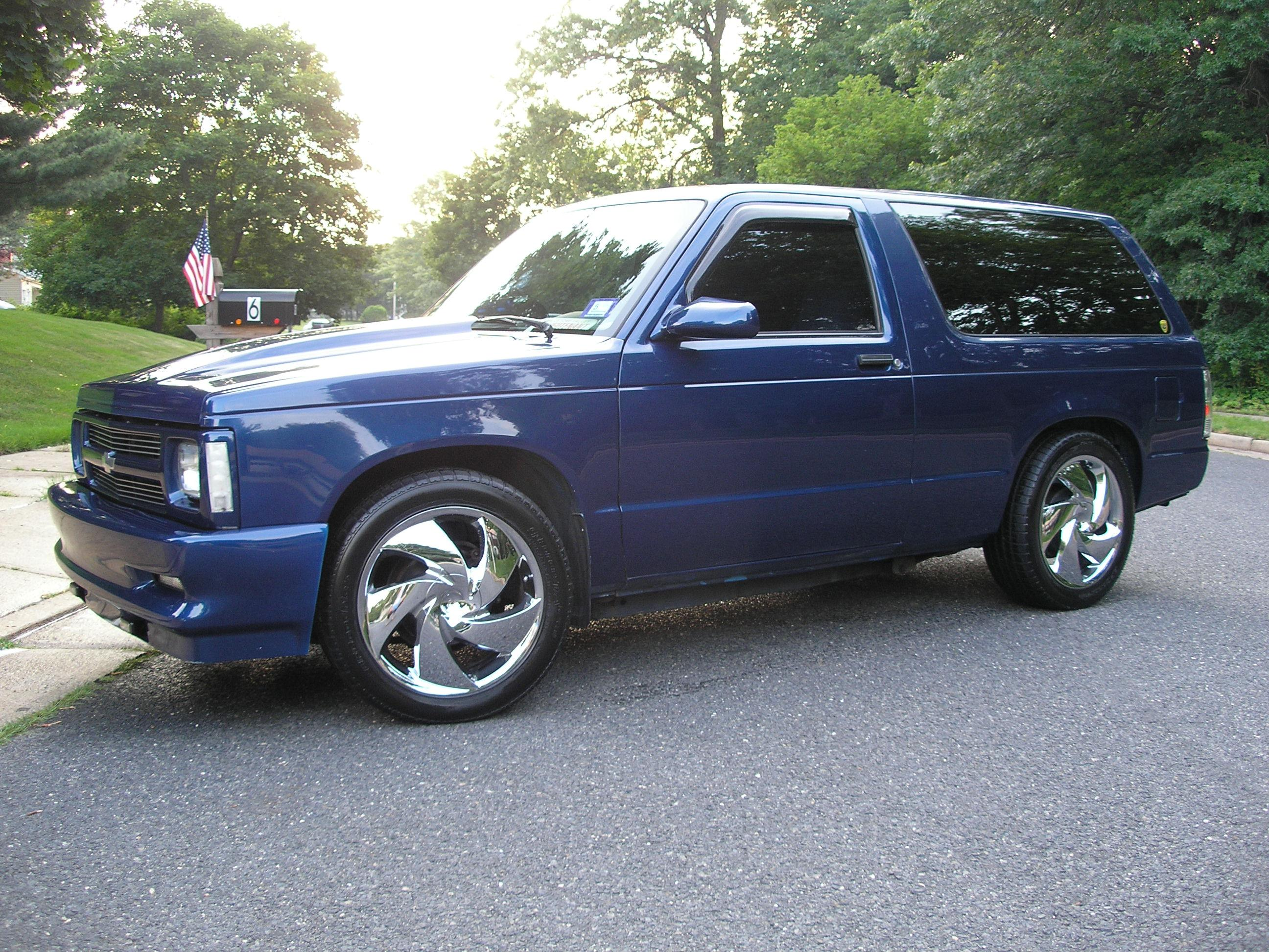 Another Lowriderfd44 1991 Chevrolet S10 Blazer post... - 10095559