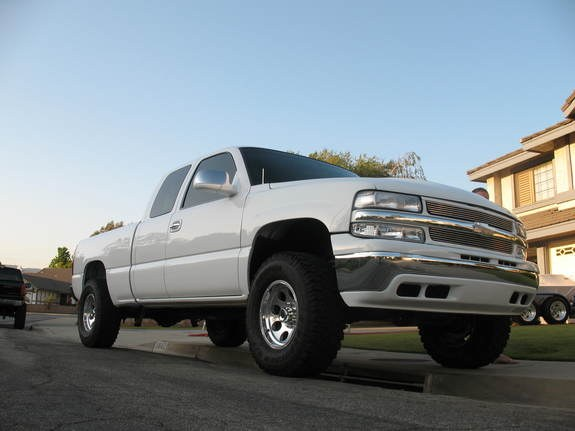 chevykid355 2001 chevrolet silverado 1500 regular cab specs photos modification info at cardomain. Black Bedroom Furniture Sets. Home Design Ideas