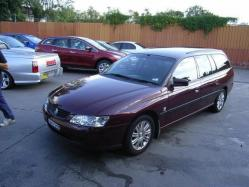 holdengts 2002 Holden Commodore