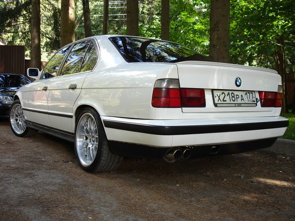 Another Pepka535 1990 BMW 5 Series post... - 10191007