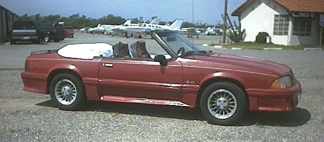 Another Love2GOFAST 1989 Ford Mustang post... - 10354864