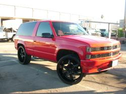 redtahoe73s 1995 Chevrolet Tahoe