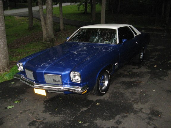 73Cutlass431's 1973 Oldsmobile Cutlass Supreme