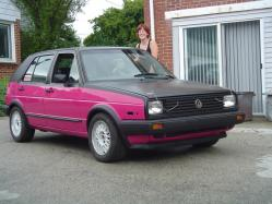 her_440s 1986 Volkswagen Golf