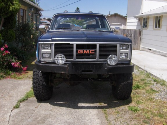 morepower71 1986 GMC Jimmy