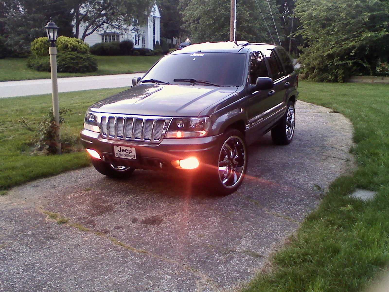 2002jeepfan 2002 jeep grand cherokee specs photos modification info at cardomain cardomain