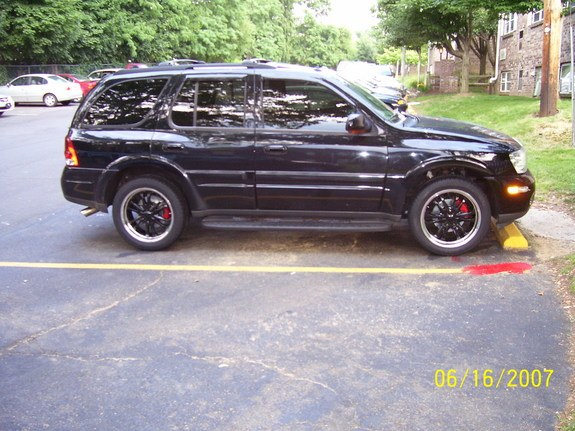 2004Montess 2004 Buick Rainier