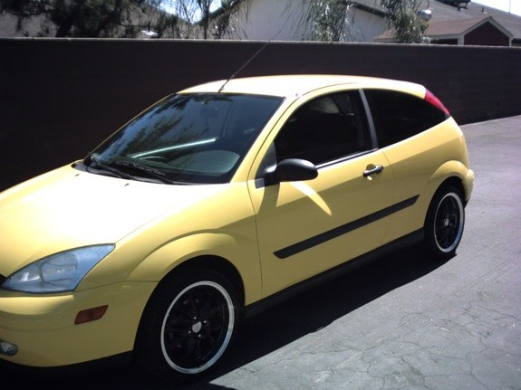 CUSTOMKIAZ 2001 Ford Focus 10100041