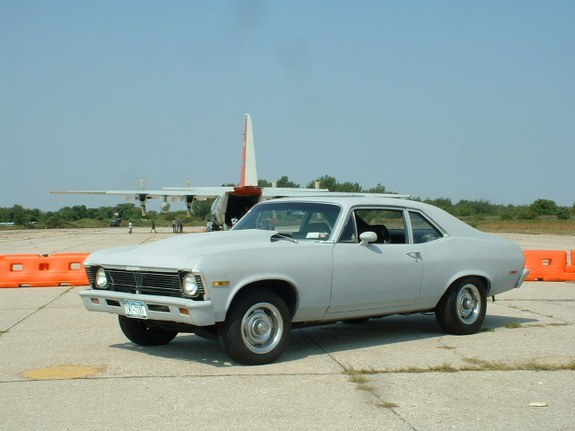 Another 2nd_time_around 1971 Chevrolet Nova post... - 10100588