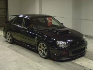 Ramspeed21 2004 Subaru Impreza Specs Photos Modification