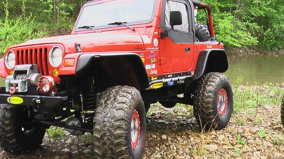 Another bddisi 1997 Jeep TJ post... - 10105213