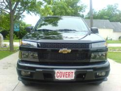 LOST217 2007 Chevrolet Colorado Regular Cab