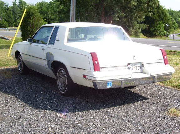 Another 86Olds_Supreme 1986 Oldsmobile Cutlass Supreme post... - 10106440