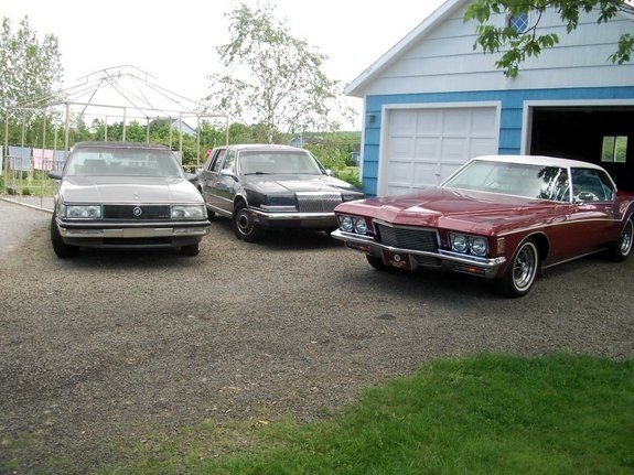 Another rchayes 1989 Buick Park Avenue post... - 10106450